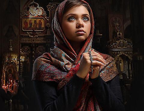 Молитва святой мученице Валентине